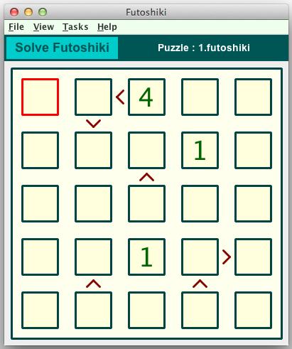 Futoshiki Puzzles